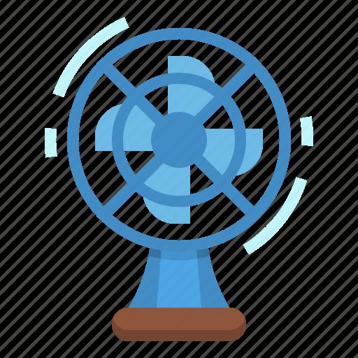air, conditioner, fan, furniture, retro icon