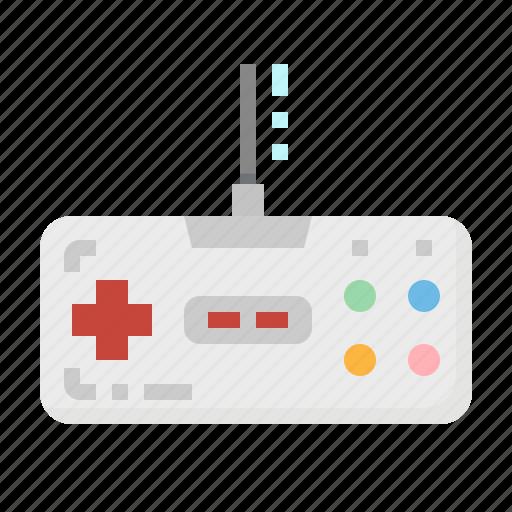 controller, game, gamepad, gamer, video icon