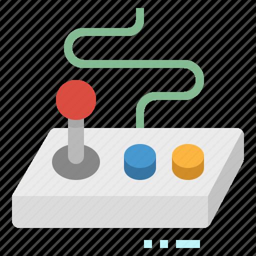 controller, game, gamepad, gamer, joystick icon