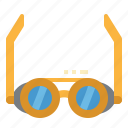 accessory, eyeglasses, fashion, protection, sunglasses icon