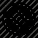 cd, disc, multimedia, music icon