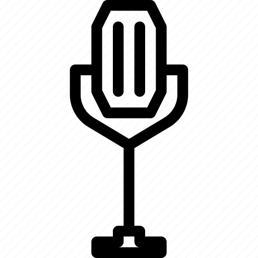 mic, microphone, recording, sound, speak icon