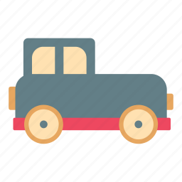 automotive, car, classic, club, retro, transportation, vehicle icon