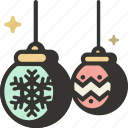 celebration, christmas, decoration, holiday, ornament, winter, xmas icon