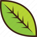 foliage, forest, greenery, leaf, spring icon