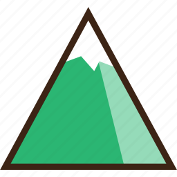 climbing, holiday, landscape, mountain, tourism, travel icon