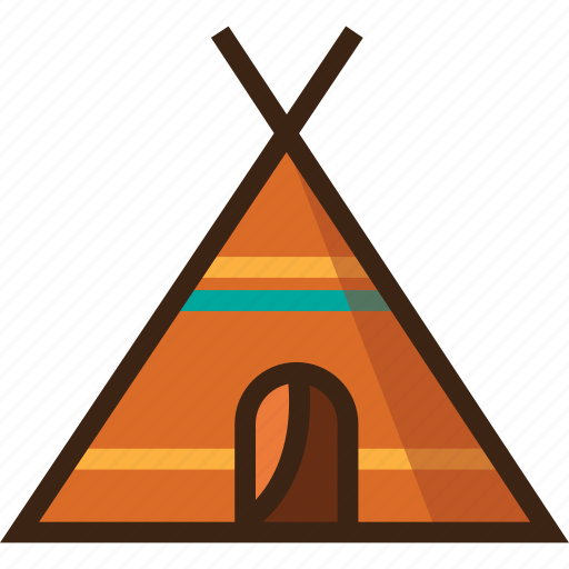camp, camping, holiday, tent, tourism, travel icon