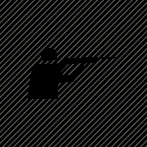 aim, goal, shoot, shooting, target icon