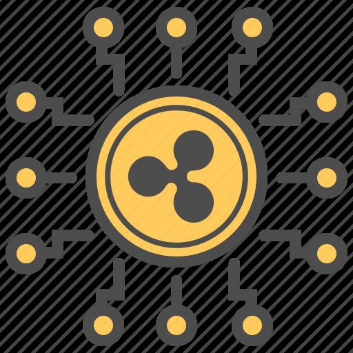 Ripple Cryptocurrency blockchain crypto mining 512 - XRP
