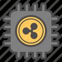 blockchain, cryptocurrency, mining, ripple