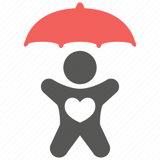 health, healthcare, healthy, heart, insurance, medical, risk icon