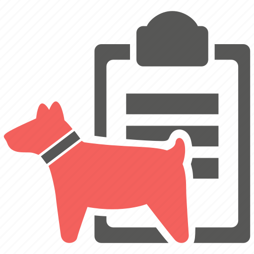 animal, dog, insurance, pet, policy, protection, security icon