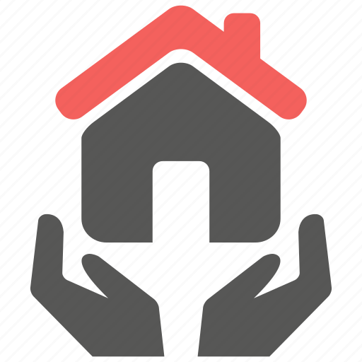 care, home, house, insurance, property, protection, real estate icon