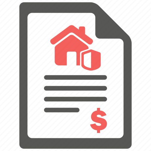 house, insurance, policies, policy, property, protection, security icon