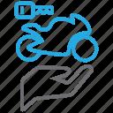 bike, buy, care, motorbike icon
