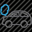 accident, car, auto, broken, repair