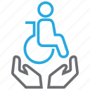 disability, insurance, disabled, patient