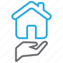 care, property, home, house