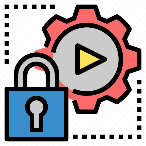 Guard, lock, protect, protection, secure, security, shield icon - Download on Iconfinder