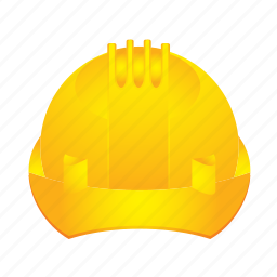 cap, protection, worker icon