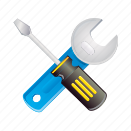 cross, repair, shape, tool icon