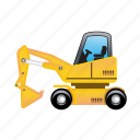 construction, machine, repair icon