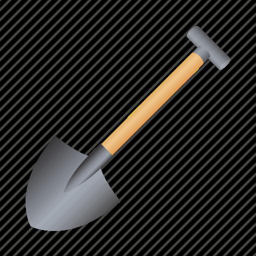 construction, repair, showel, tool icon
