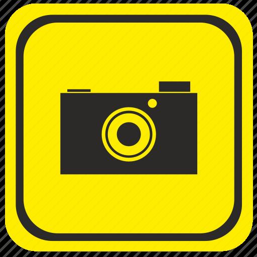 control, photo, poi, pointer, police, road, speed icon