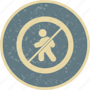 crossing, pedestrian, road sign, traffic icon