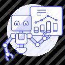 ai, analysis, business, math, robot, statistic