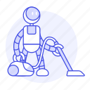 ai, vacuum, cleaning, 2, robot, clean