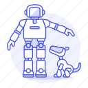 ai, aibo, asimo, modern, robot, robots