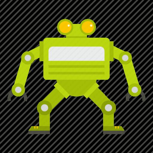 cyborg, future, futuristic, machine, robot, robotic, technology icon