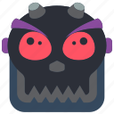 avatars, bot, droid, punk, robot icon