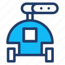 automatic, machine, robot, starwars icon