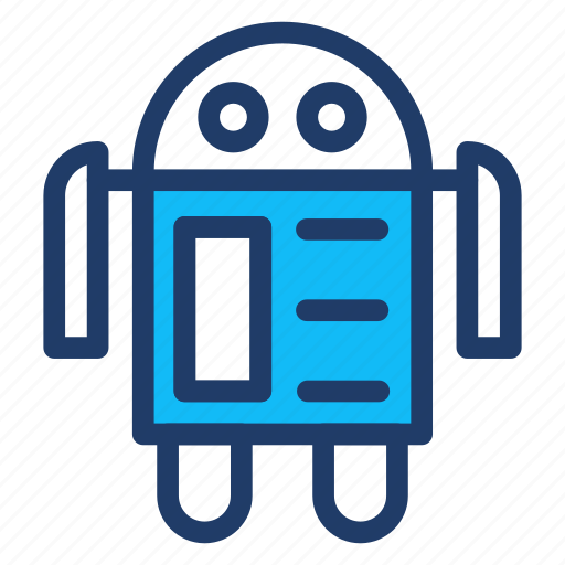 android, robot, science, starwars icon
