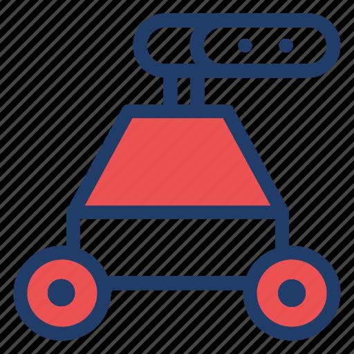 automatic, machine, robotics, science icon