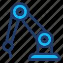automatic, machine, robotics, technology icon