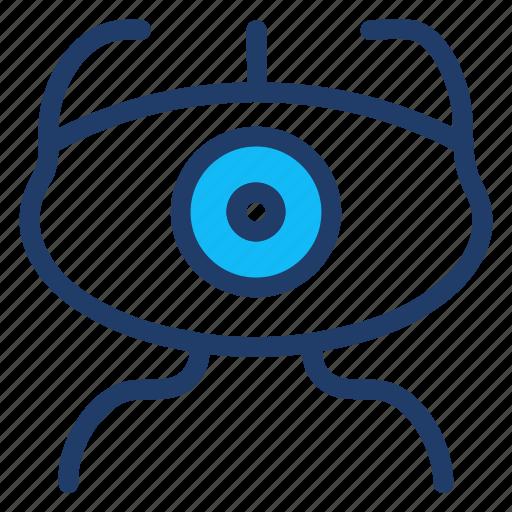 machine, robotics, science, technology icon