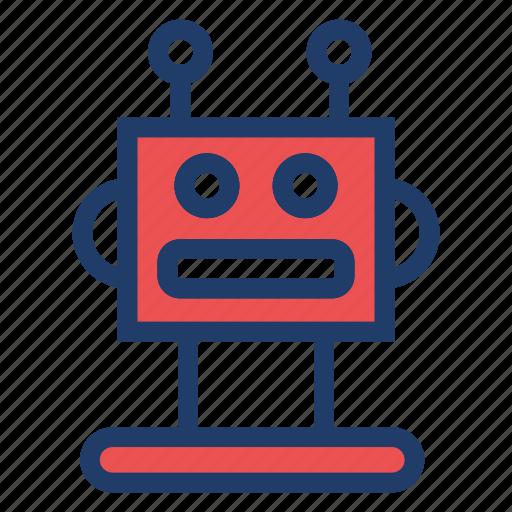machine, programming, science, technology icon
