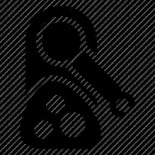 arm, machice, programming, robot icon