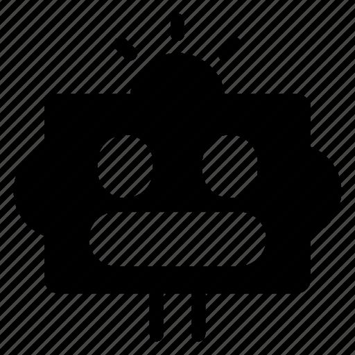 Head, machine, robot, science icon - Download on Iconfinder