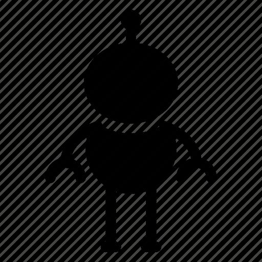 machine, robot, science, technology icon
