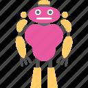 artificial intelligence, bionic man, robot, robot discovery, robotic