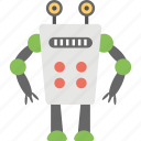 artificial intelligence, bionic man, industrial robot, mechanical robot, robot icon