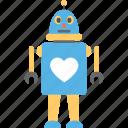 artificial intelligence, bionic man, industrial robot, mechanical robot, robot icon
