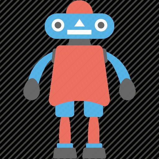 Artificial Intelligence Cartoon Robot Industrial Robot Mechanical