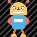 human skull robot, mechanical patient, mechanical robot, robot, robot technology, skull robot icon