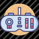console, control, controller, gamepad, joypad, joystick, remote icon