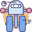 android, bot, droid, robot, specifications, specs icon